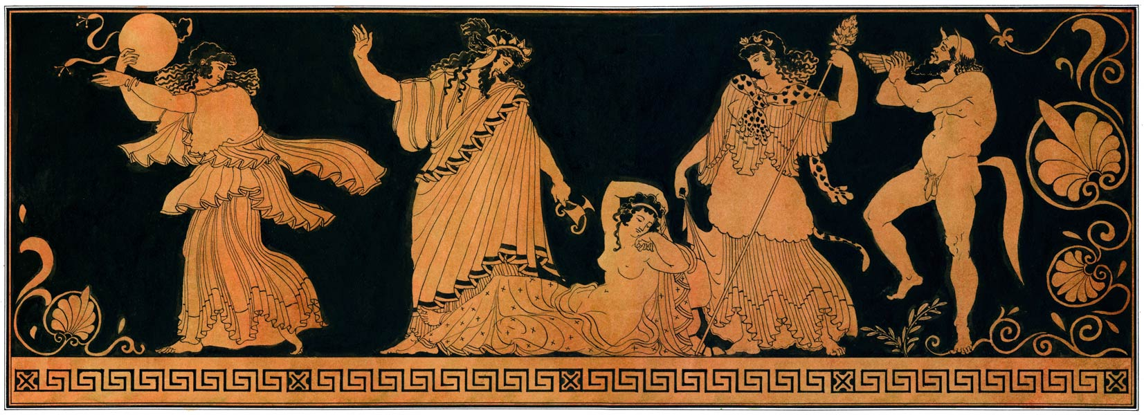an analysis of the mythology of ancient greece