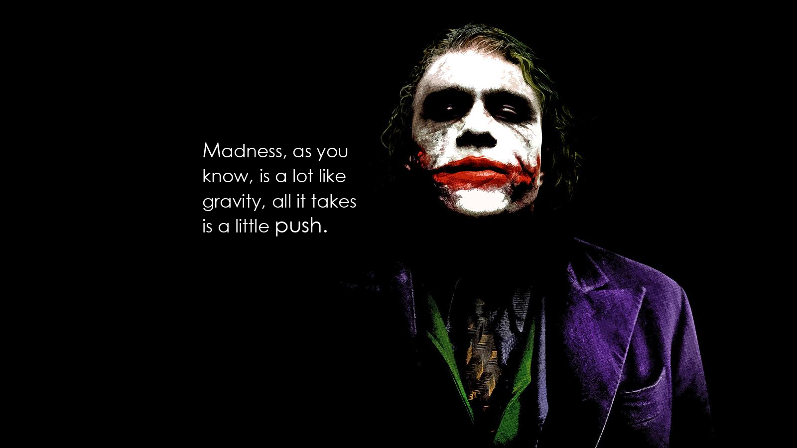 Lessons in Pop-Culture I – What Batman's Joker can teach ...